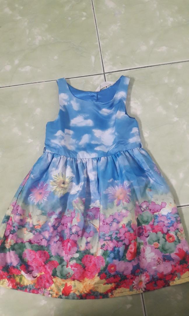 PL dress anak H&M