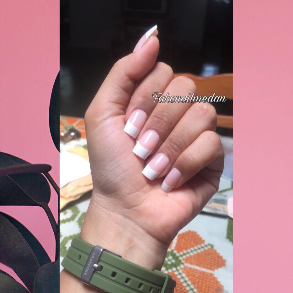 PO fake nails Medan