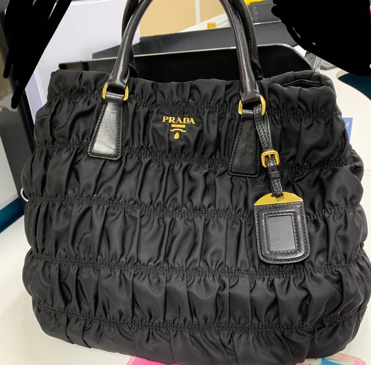 1ffae843092b2d Prada tessuto bag , Women's Fashion, Bags & Wallets, Handbags on ...