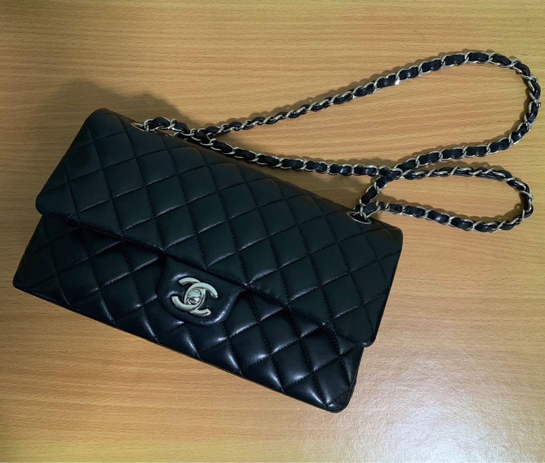 7e315bee7744 Preloved Chanel Classic Medium Handbag For Sales!!!! Good Condition ...