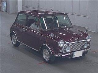 Rover mini 1999(價錢面議)懷舊復古可愛迷你車
