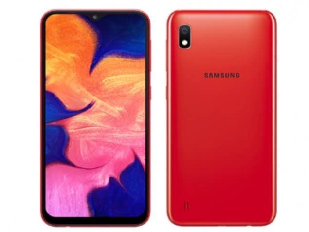 Samsung A260 Galaxy A2 Core (2019) 4G 16GB 1GB RAM Dual-Sim Red EU