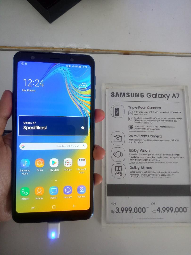 Samsung Galaxy A7 bisa kredit proses cepat