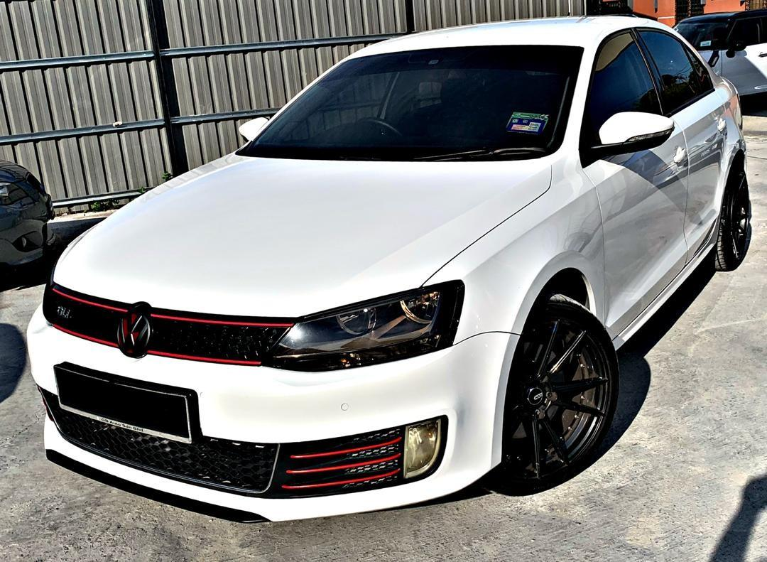 SEWA BELI>>VW JETTA GLI SPORTS EDITION  SUPERCHARGE TURBO 2014