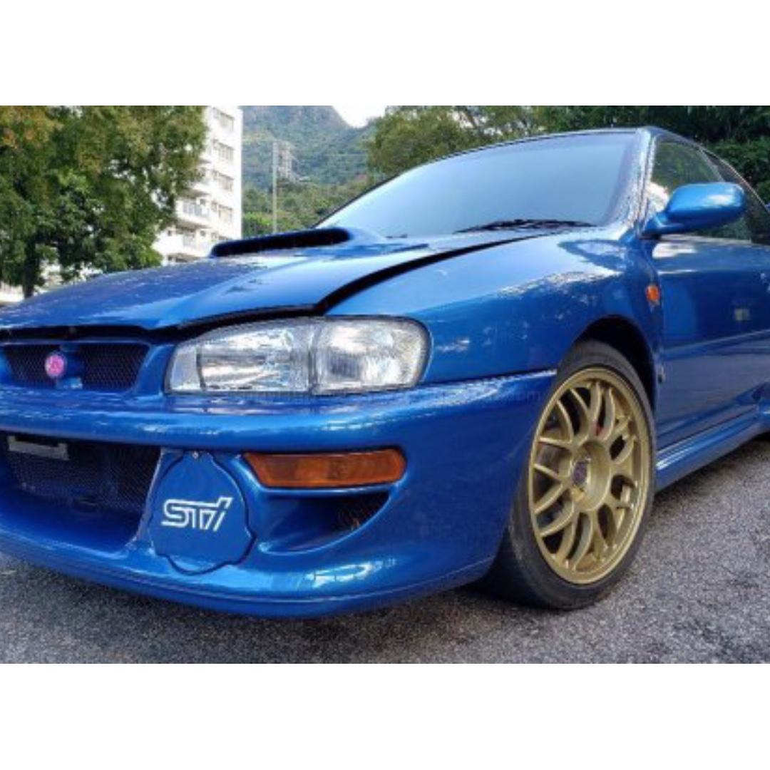 Subaru Imperza 22b
