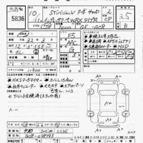 SUBARU IMPREZA GC8 1998(價錢面議)