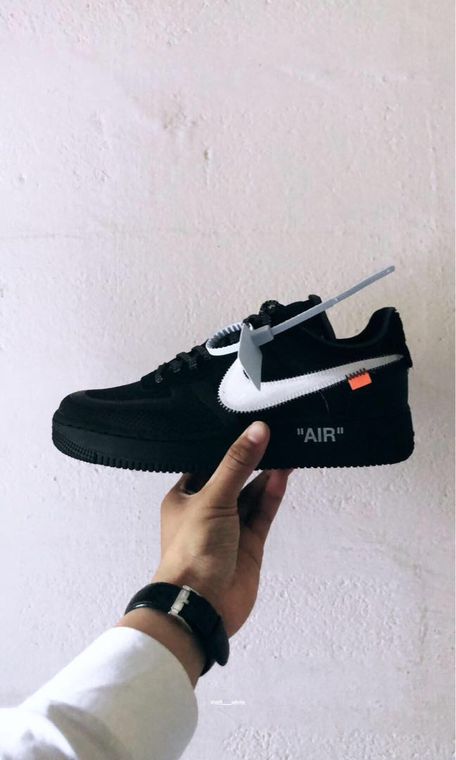 The 10: Nike Air Force 1 Low Men's Shoe