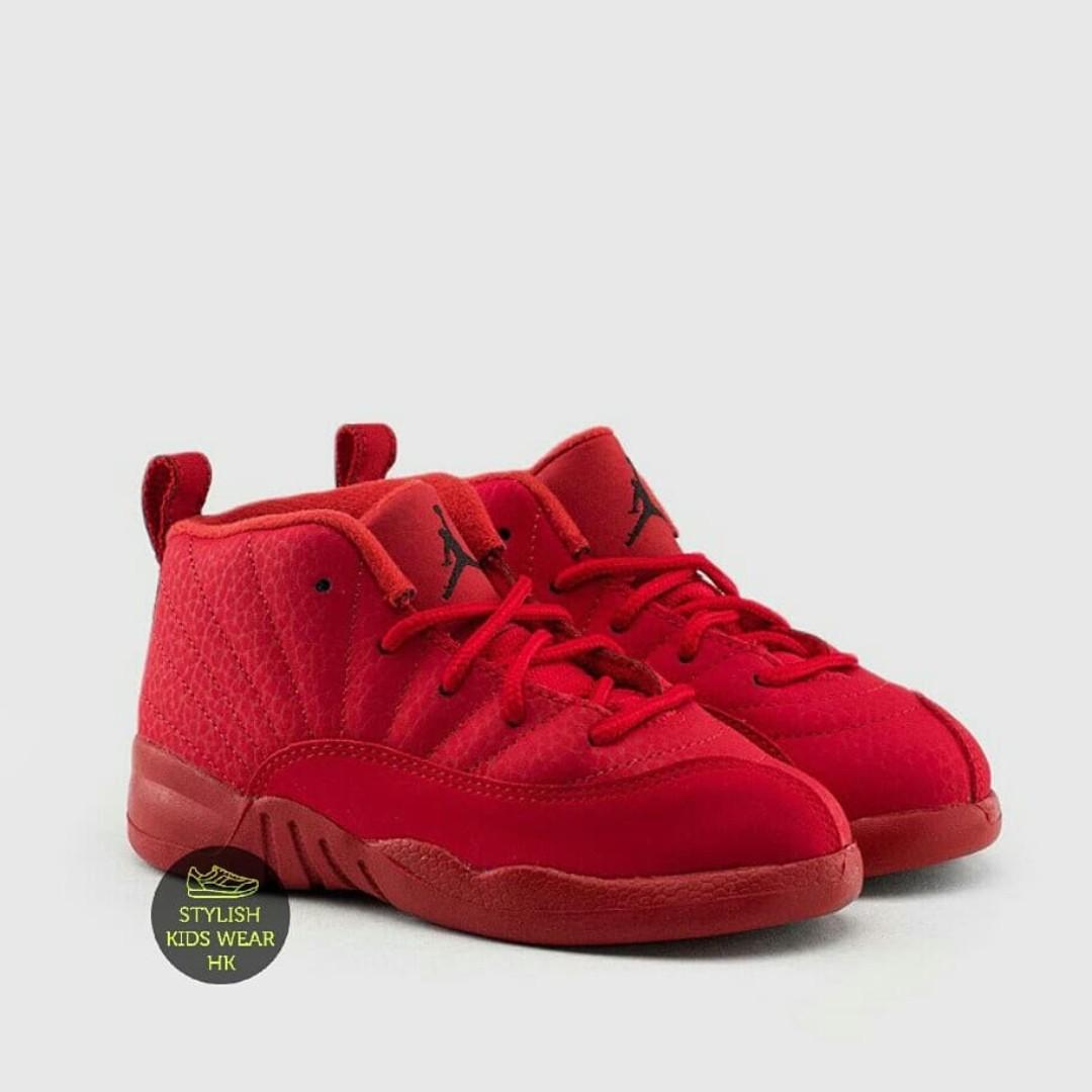 buy online d0b3d 9393f Toddler Air Jordan Retro 12