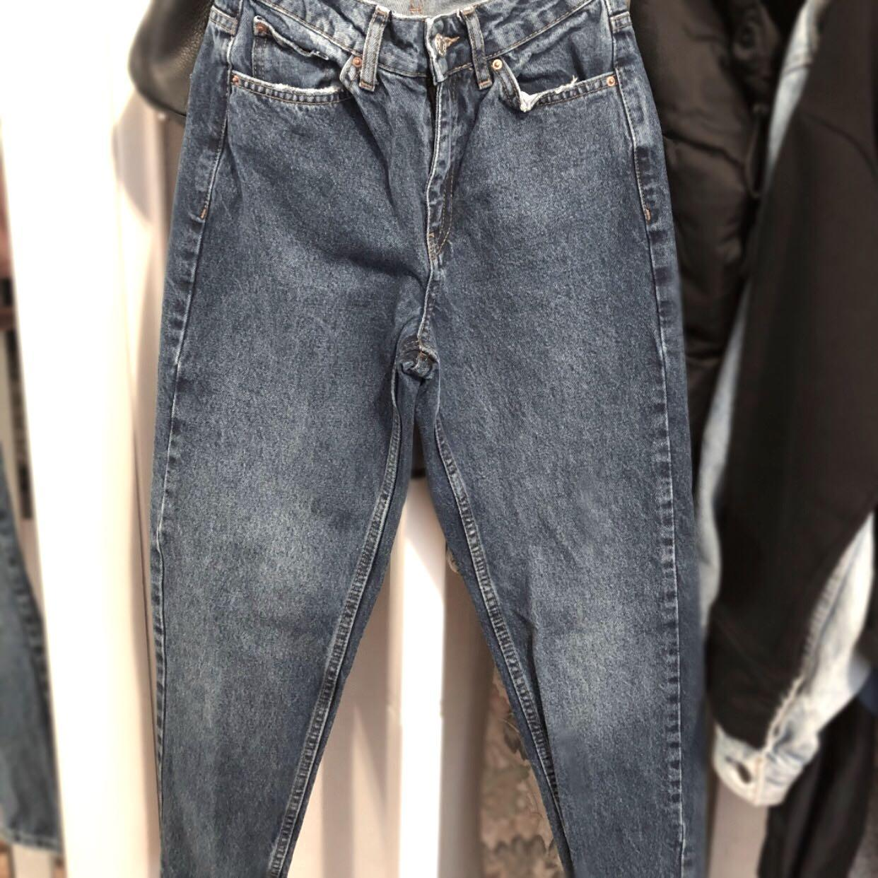 Top Shop Petite Mom Jeans