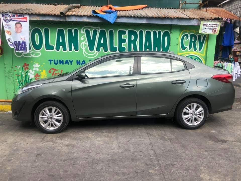 Toyota Vios 2019 all new. A/T assume balance. No bank approval. Read carefully