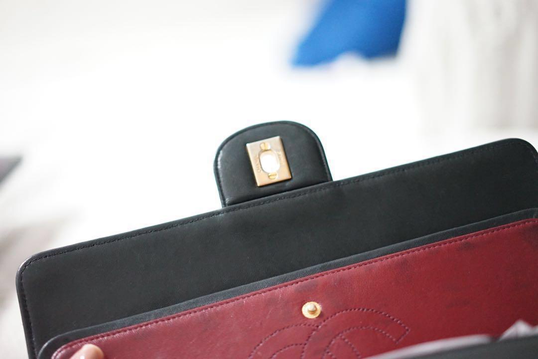 03c6d7c84ad299 Vintage Chanel Double Flap Bag, Luxury, Bags & Wallets, Handbags on ...
