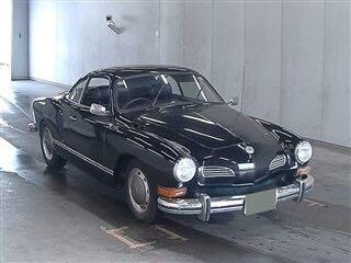 VOLKSWAGEN karmann ghia1974(價錢面議)懷舊車