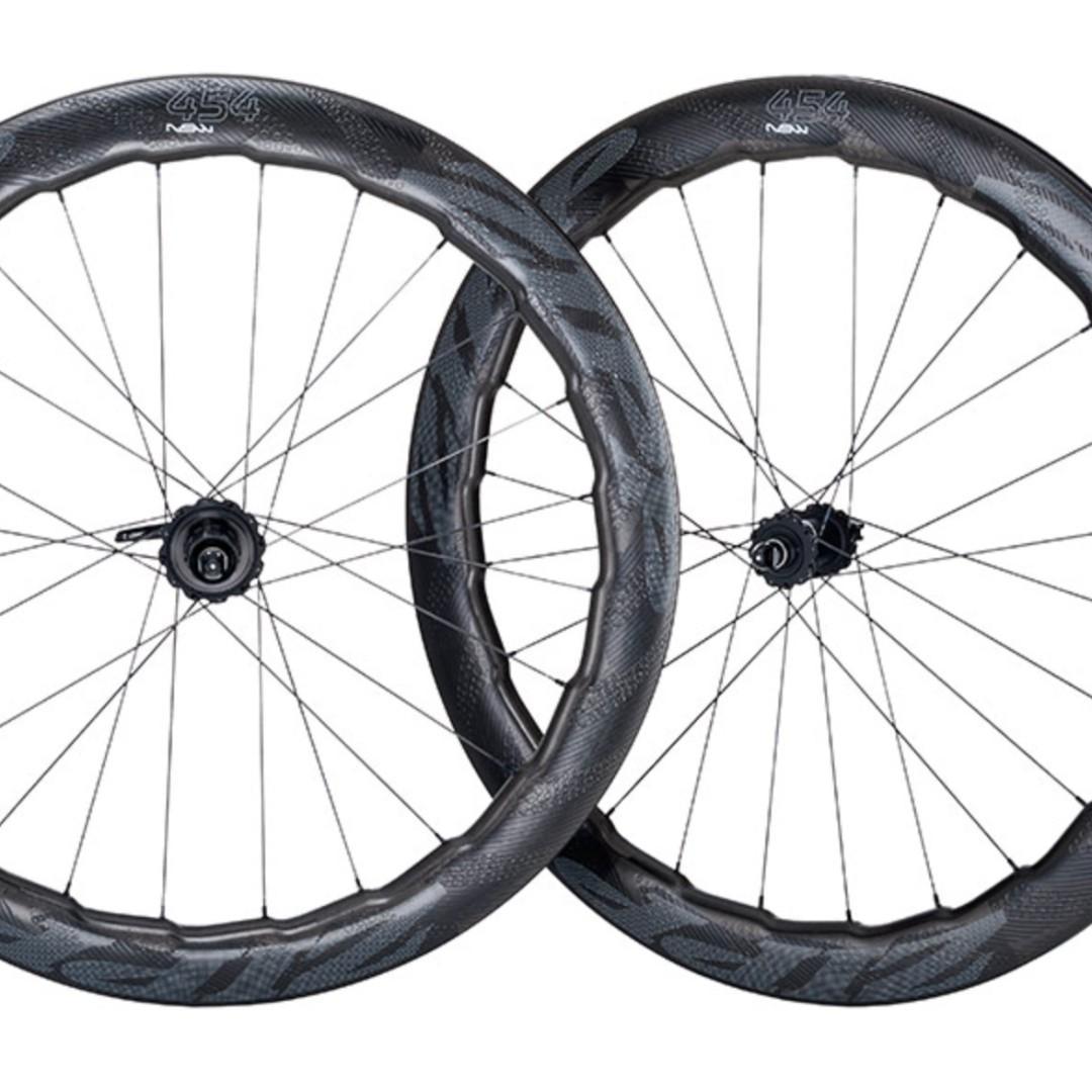 Zipp 454 Clincher Disc wheelset