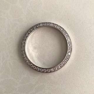 Rolex Lad Diamond Bezel (30ct)