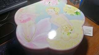 Little Girls Jewelry Box with music