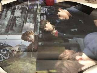 [WTS] INFINITE / SEVENTEEN OFFICIAL POSTER