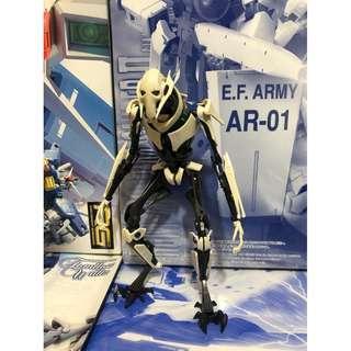 Bandai Star Wars 1/12 General Grievous 格里弗斯將軍 星際大戰 模型 素組完成品