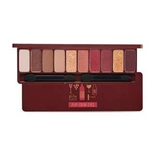 🚚 Etude House Play Colour Eyes - Wine Party (ABLE TO NEGO)