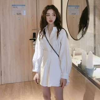 [PO] spring korean style top and shorts set