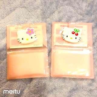 日本製Hello Kitty 咭片分類套(Sanrio)