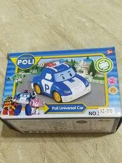 🚚 PoLl全新警車