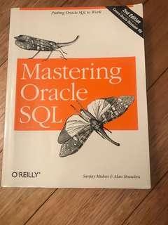 🚚 Mastering SQL Oracle