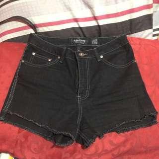 Folded & Hung HW Black Short (BNWOT)