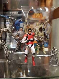 "Star Wars 3.75"" Clone Troopers"