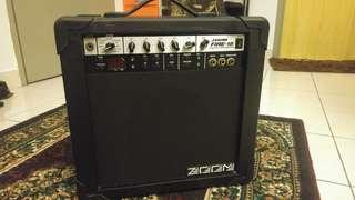 ZOOM Fire-15 Guitar Modeling Amp 15watt