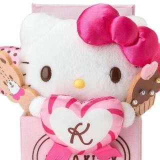 🚚 Hello Kitty情人節禮物娃娃