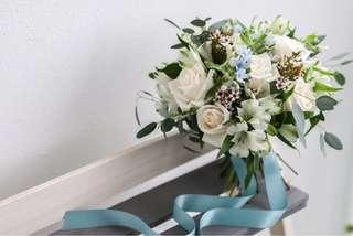 Bridal bouquet (intermediate)