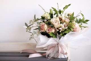 Rose bouquet (large)