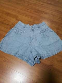 [Preloved] Lowrys Farm Denim Shorts