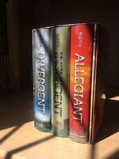 The Divergent Series (Hardcover)