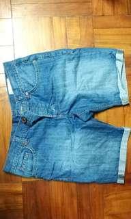 牛仔 短褲 95%new