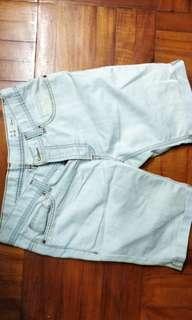 牛仔 短褲 95%