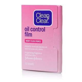 🚚 Oil Control Film