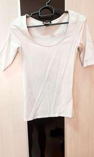 White Top H&M