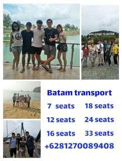Batam transport & ticket Ferry