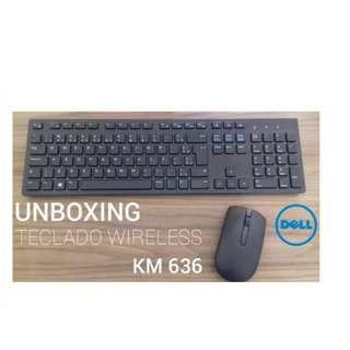0386295e3d4 wireless mouse and keyboard dell | Electronics | Carousell Singapore