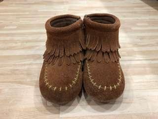 🚚 流蘇靴