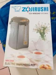 4L 220V微電腦電熱水瓶  CD-WBQ40-TS #flashthurs