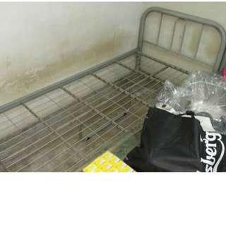 "Single Bed Frame ""3V"""