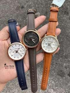 Ready Stock 🇲🇾 100% Original Fossil Lady Watch ES4260 ES4005 ES3913