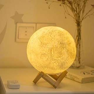 🚚 夢幻月亮燈