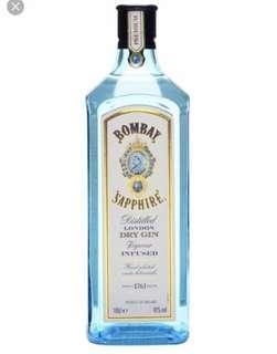 Bombay Sapphire 1 Litre