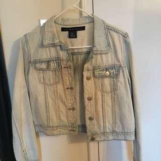 Jean jacket #swapCA