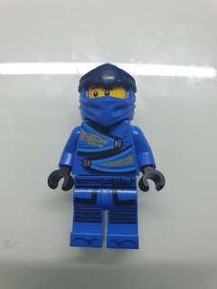 Lego Ninjago Jay (legacy) from set 70670