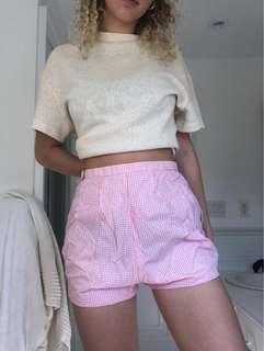 Super cute pink shorts