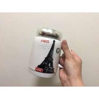 🚚 新!英國 巴黎鐵塔 艾菲爾鐵塔 馬克杯